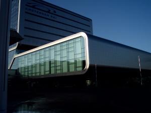 Ten budynek(a dokładniej kompleks za, którego zdjecia nie znalazłem) było częścią RAI