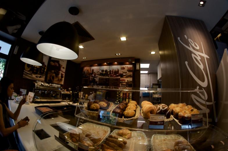 McCafe w Bergamo
