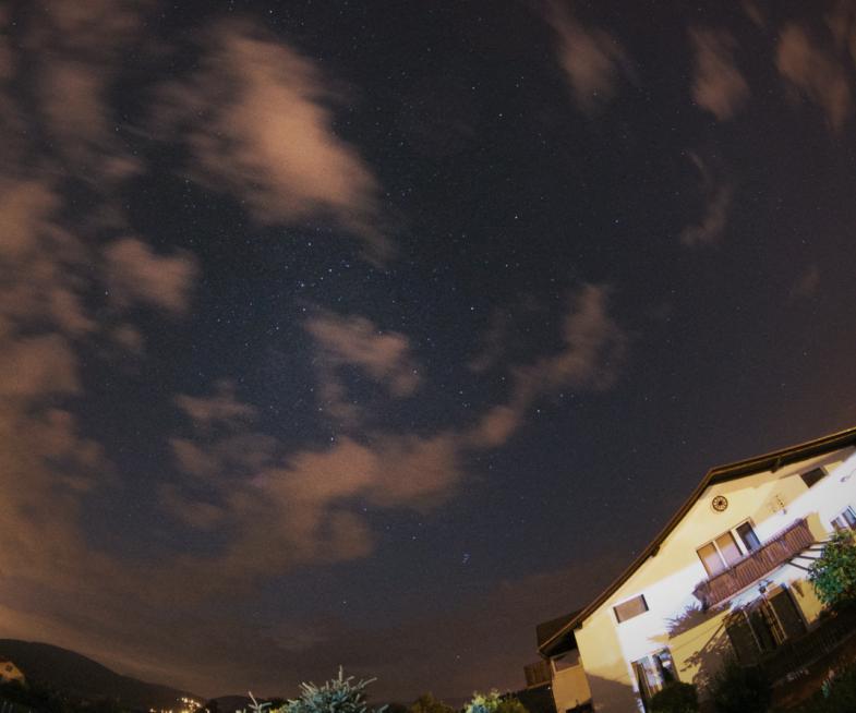 Nocne gwiazdy w Żywcu