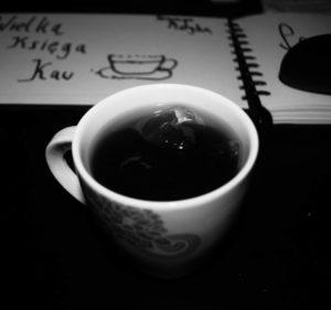 """Kawa z etykiety, jest właśnie zrobiona sposobem na """"Lodzika"""""""