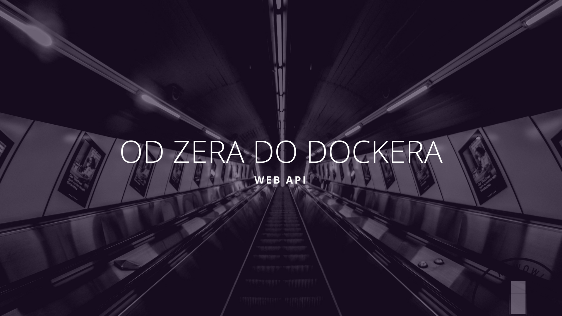 Od Zera do Dockera: ASP.NET Core